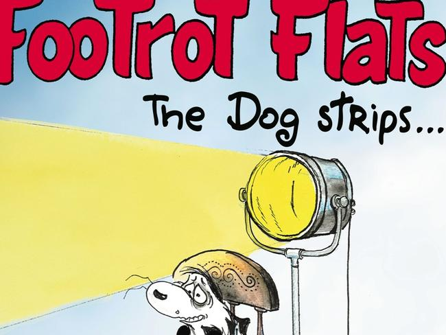 Footrot Flats ... The Dog Strips by Murray Ball.