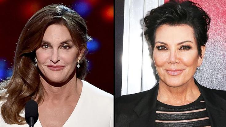 "Caitlyn Jenner has said she wasn't ""entirely comfortable"" having sex with Kris Jenner. Picture: Supplied"