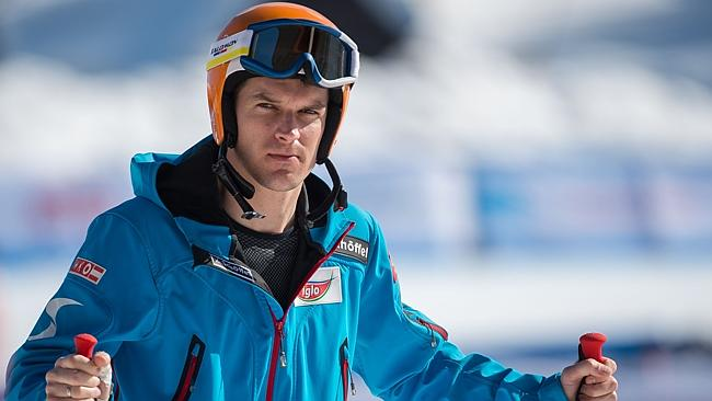 """Matthias Lanzinger: """"For me in disabled sport, all the guys are heroes."""""""