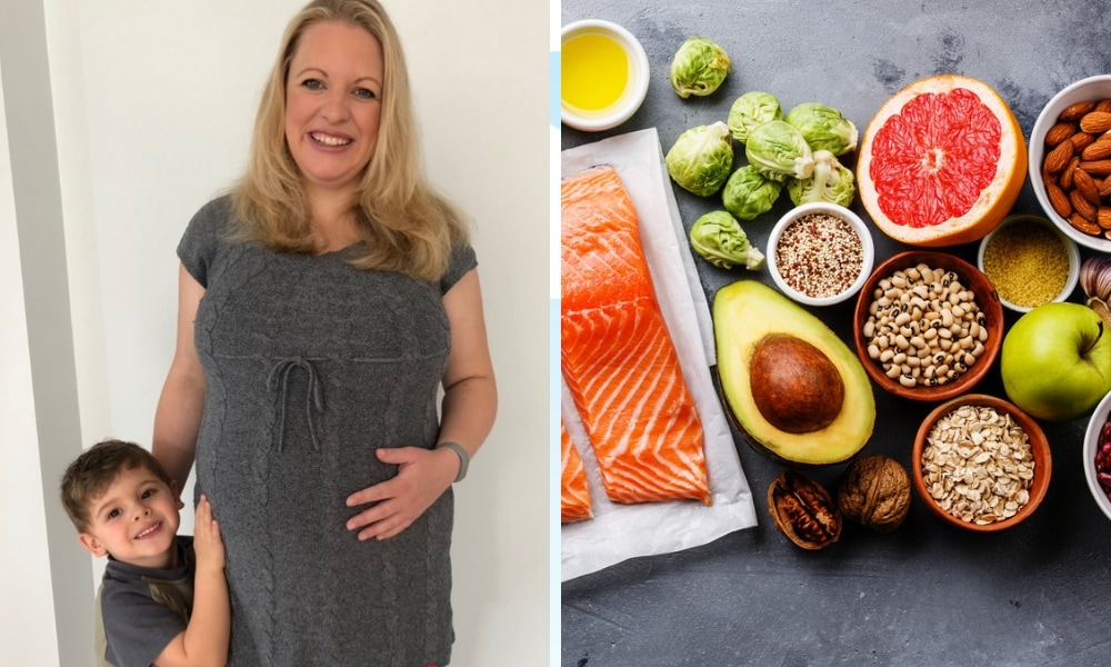 How changing my diet helped me get pregnant