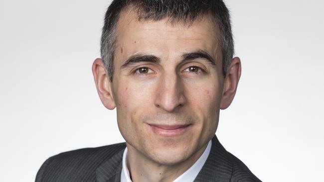 RFi's Alx Boorman said using biometrics is becoming more common to help banks identify customers.