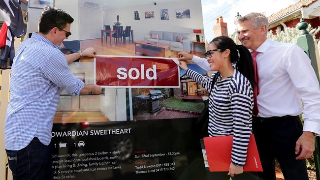 Buyers have been favouring the upper end of the market in capital cities.