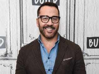 Actor Jeremy Piven attends the Build Series in New York. Photo: Daniel Zuchnik/Wire Image via Getty.