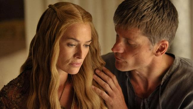 Could Cersei and Jaime be the Mad King Aerys's bastards by Joanna Lannister?