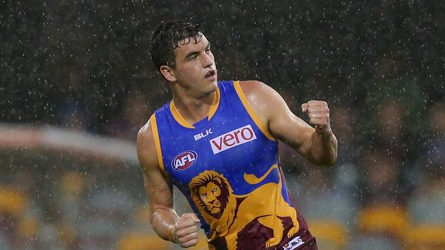 Rain, hail or shine — Rockliff racks up the touches.