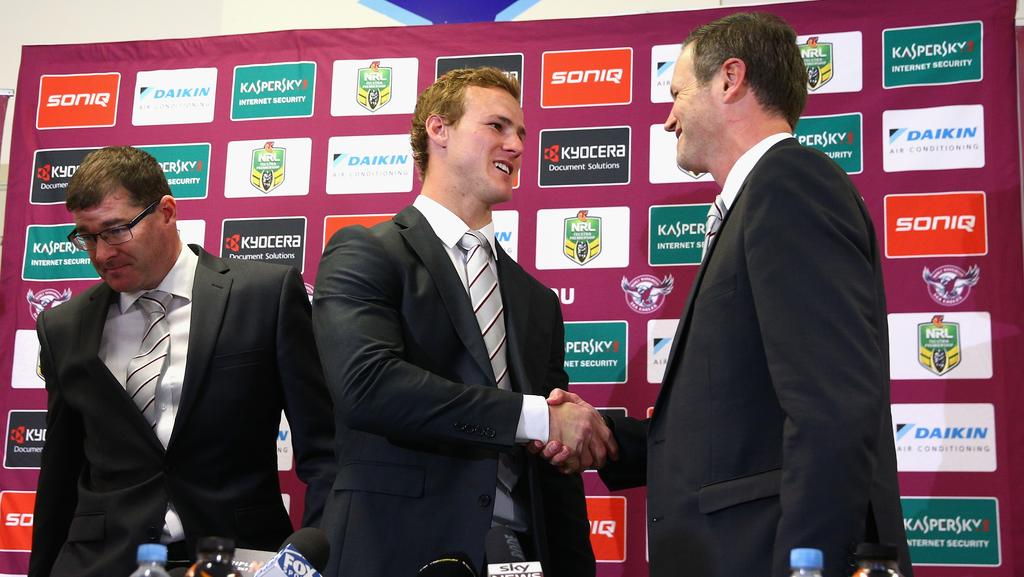 Daly Cherry Evans Backflip Leaves Nrl Fans With A Bad