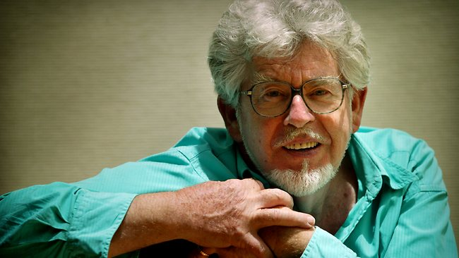 Entertainer Rolf Harris has been accsued of sexual assault, but no charges have been laid. File photo Ross Swanborough.