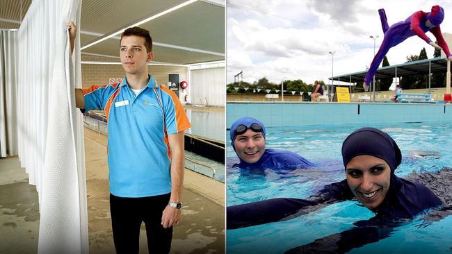 Women Only Swim Hours At Auburn Pool Australia S 1 News Site