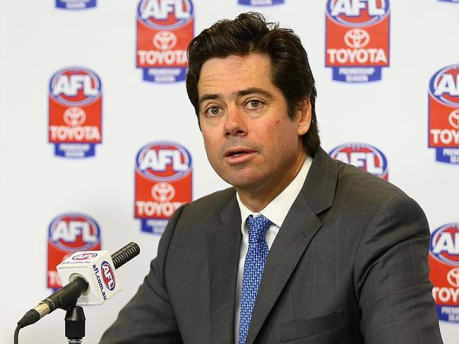 McLachlan was disappointed by what has transpired.