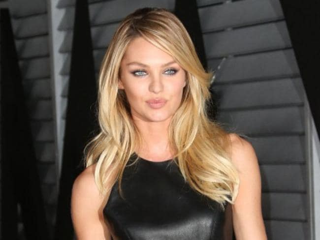 Model Candice Swanepoel is among the female celebrity victims involved in the hacking.