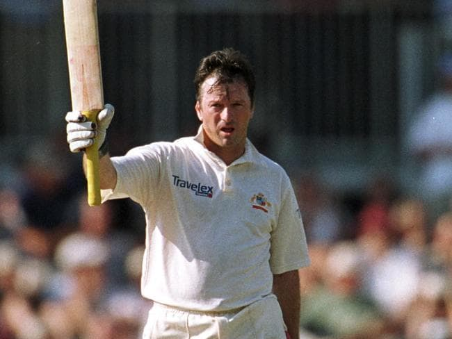 Steve Waugh was the man for a crisis.