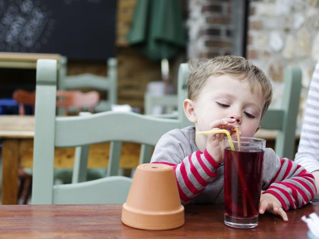 """A tax on soft drinks is """"one very small step in what needs to be a large set of stairs."""" Picture: iStock."""