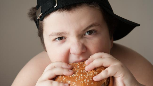Children are at particular risk of becoming obese, the report claims. Source: iStock.