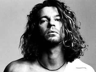 EMBARGOED ONLINE OCT 05 6.30PM Seven's rockumentary, Michael Hutchence: The Last Rockstar features photos of Hutchence by celebrity photographer, Chris Cuffaro. Picture: Chris Cuffaro