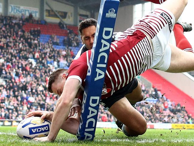 Sharks see red in WCC boilover