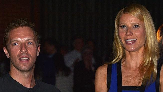 Rumours are circulating that Paltrow and Martin's marriage ended after Gwyneth was spotted kissing her ex-boyfriend Donovan Leitch.