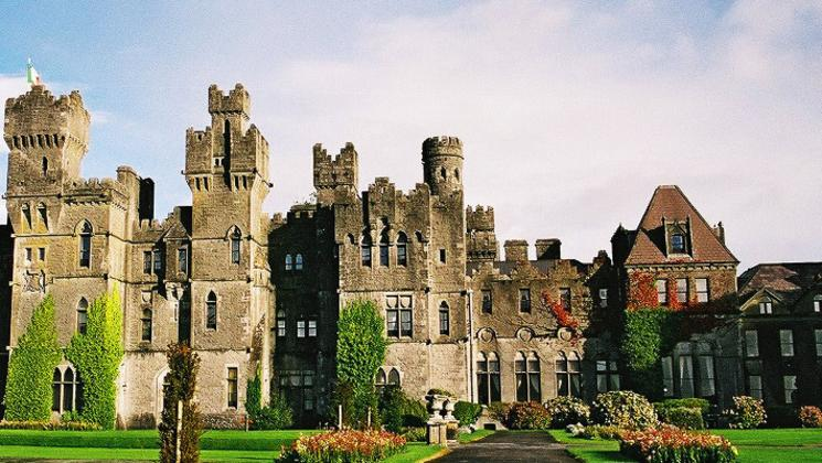 Amazing Hotels In Castles Escape - 15 amazing castles of ireland