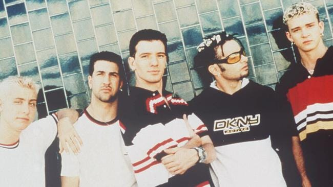 'NSync aren't remembered as the most stylish of boy bands, to be honest.
