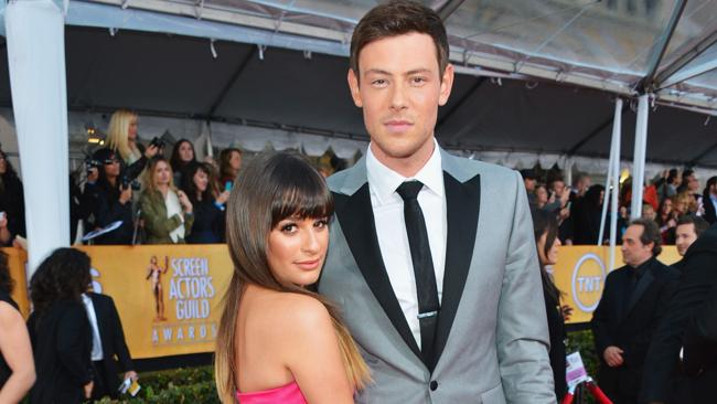 cory monteith and lea michele dating ellen Check out lea michele's interview with ellen she opens up about losing cory monteith and how her new album is lifting her up get all the deets here.