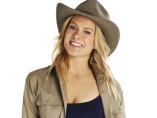 Supplied Entertainment EMBARGOED ONLINE 7.30PM SUN JAN 29 I'm A Celebrity ... Get Me Out Here! contestant Natalie Bassin