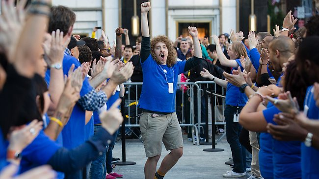 iPhone 5 Launch in New York