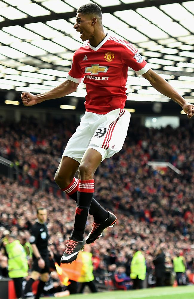 Marcus Rashford Will Manchester United Catch Him Young Welcome To Meziesblog