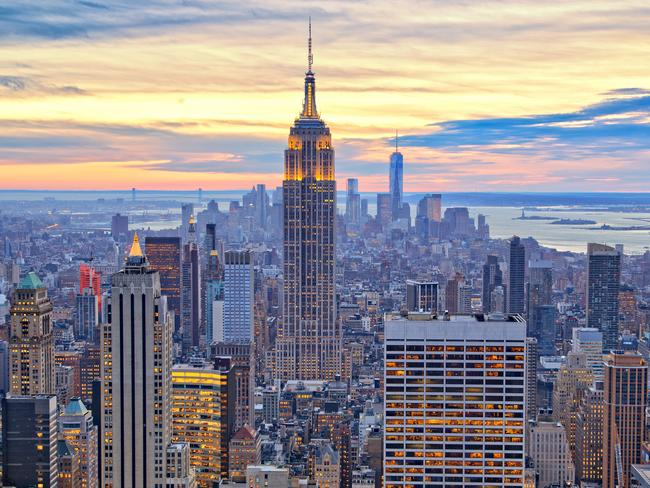 Be sure to plan ahead if you're planning to meet at the top Empire State Building.