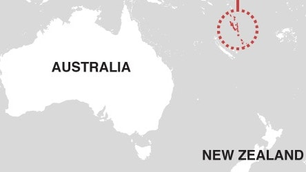 A Chinese military base could be set up less than 2000 kilometres away from Australia's border, according to reports.