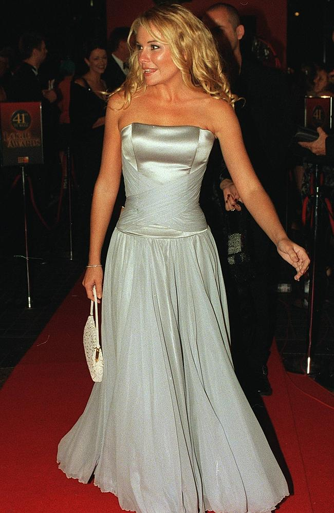<b> Belinda Emmett nailed the prom-night look in 1999. </b>