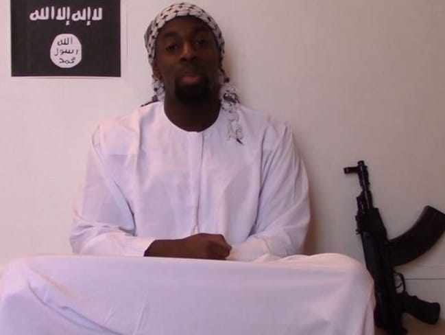 Paris gunman ... Amedy Coulibaly died in a police shootout. Picture: Supplied