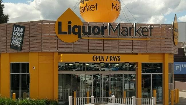 Liquor Market is Coles' latest weapon in the fight for supremacy with Woolworths. Picture: Jason Murphy