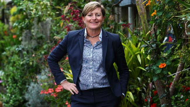 Christine Forster wants equality, not special treatment. Picture: Britta Campion