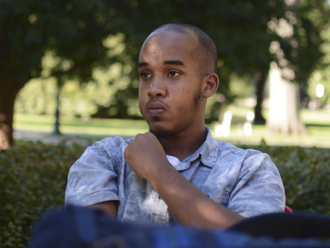 Abdul Razak Ali Artan was shot dead by a police officer. Picture: Kevin Stankiewicz/TheLantern.com.