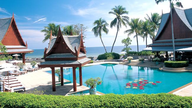 Hospital stay? Chiva Som Spa in Hua Hin in Thailand hosts medical tourists. Picture: Supplied