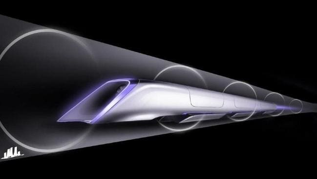 Is the high-speed Hyperloop concept more than a pipe dream?