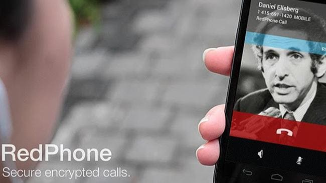 RedPhone lets you make encrypted phone calls and send encrypted texts.