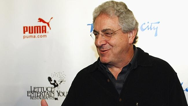 Actor and director Harold Ramis walks the Red Carpet as he arrives to celebrate The Second City's 50th anniversary in Chicago. The Ghostbusters and Stripes star has died. (AP Photo/Jim Prisching)