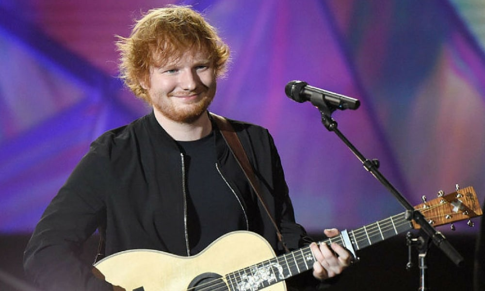 <b>Don't - Ed Sheeran</b>  <p>Sheeran's pop song from his hit album <i>Divide</i> is said to have been written about fellow musician Ellie Goulding after rumours surfaced that she cheated on the singer with One Direction's Niall Horan. </p>