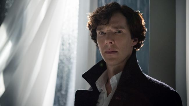 Global hit ... Sherlock is hugely popular around the world, but especially in Asia. Picture: Supplied