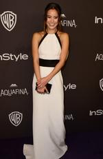 Actress Jamie Chung attends InStyle and Warner Bros. 73rd Annual Golden Globe Awards Post-Party at The Beverly Hilton Hotel on January 10, 2016 in Beverly Hills, California. (Photo by Frazer Harrison/Getty Images)