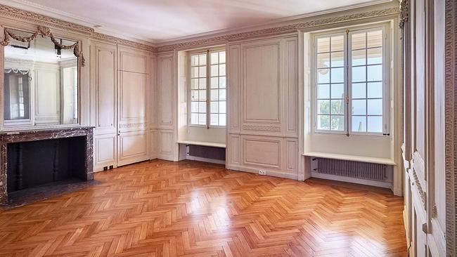 The historic home has about 1200sq m of floor space. Picture: TopTenRealEstate.