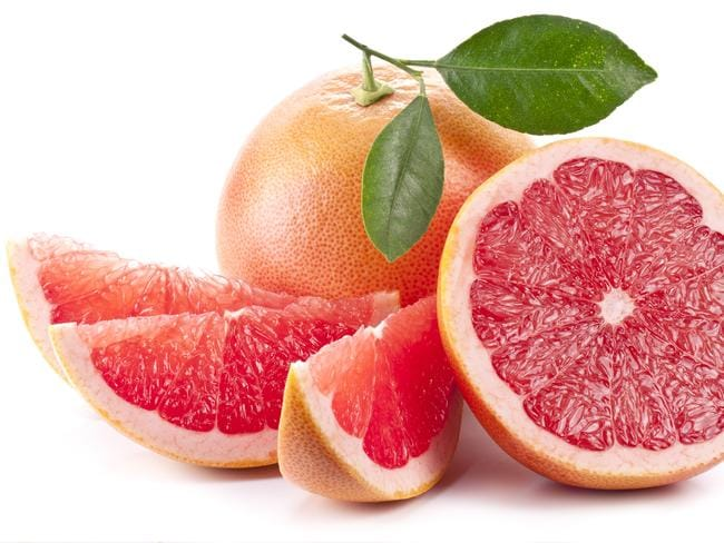 Grapefruit is a great natural beauty aid.