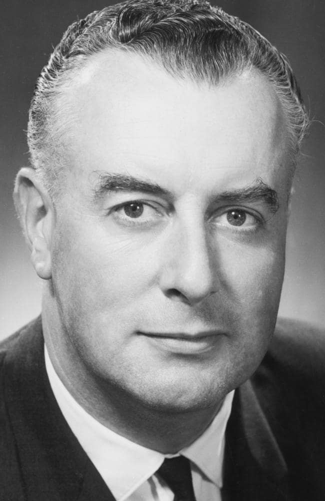 Former Australian Prime Minister Gough Whitlam pictured in 1970 as the member for the Western Sydney seat of Werriwa, New South Wales, circa 1970. (Photo by Hulton Archive/Getty Images)