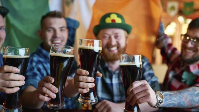 Experience a genuine Patrick's Day from the other side of the bar. Picture: Supplied.