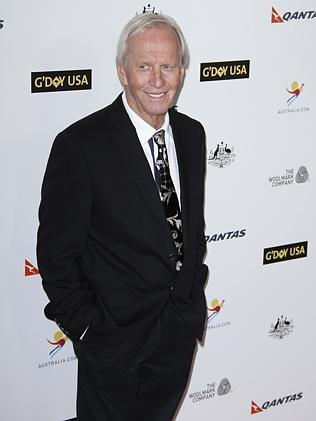 The man who introduced the phrase G'Dy to most Americans, Paul Hogan also enjoyed the night.