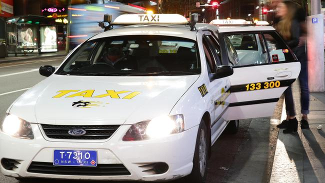 Road charges ... the review of competition policy also argues for opening up the taxi industry.