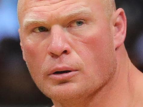 Scary: 'Nobody holds a candle to Brock'
