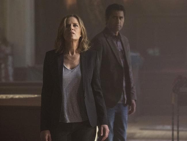 Dark prequel ... Fear The Walking Dead begins on Monday night and is fast-tracked from the US. Picture: AP