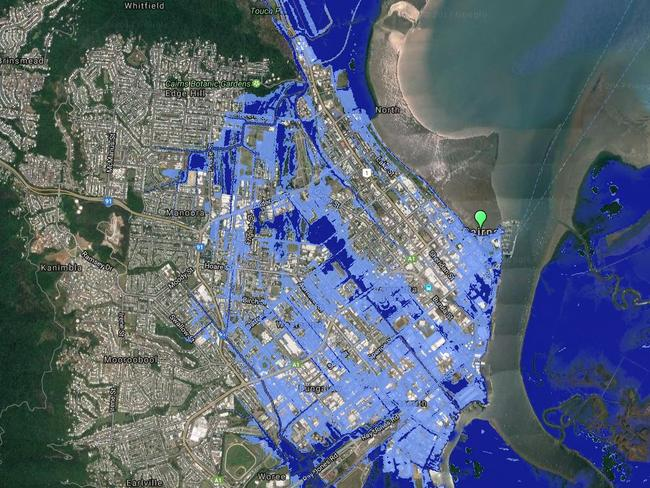 Maps that show our cities are under threat