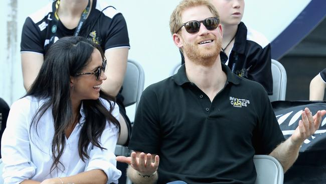 Prince Harrywill reportedly join Markle in Toronto for Halloween. Picture: Chris Jackson / Getty Images.